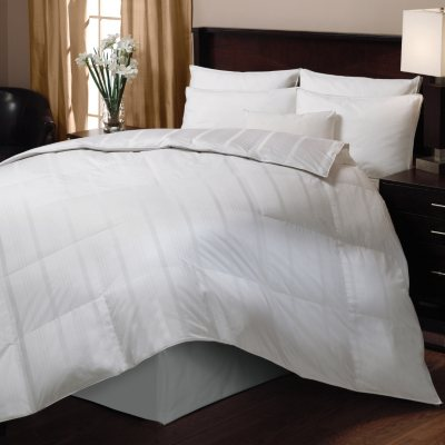 Eddie Bauer 400 Threadcount 600 Fill Power Down Comforter (King)