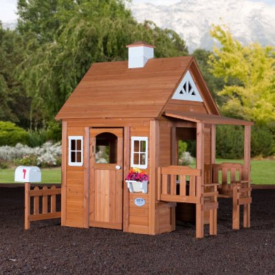 Woodland Cedar Playhouse.  Ends: Oct 21, 2014 10:06:00 AM CDT