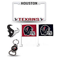 Houston Texans Auto Decorating Kit