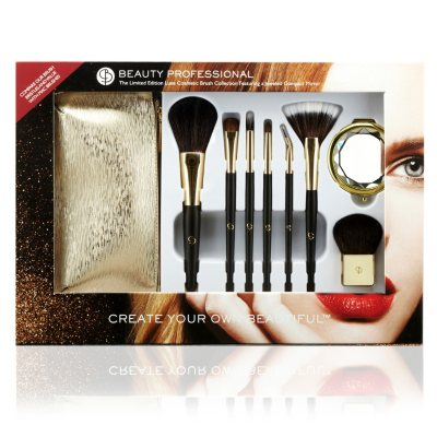 Beauty Professional Luxe Cosmetic Brush Collection.  Ends: Dec 18, 2014 5:55:00 PM CST