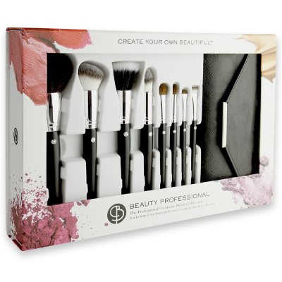 Beauty Professional Cosmetic Brush Set.  Ends: Oct 21, 2014 11:55:00 PM CDT