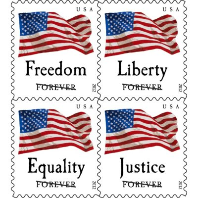 USPS FOREVER Stamps (60 ct.).  Ends: Apr 24, 2014 8:45:00 AM CDT