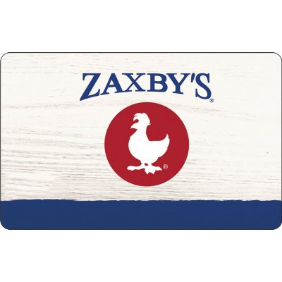 Zaxby's $50 Multi-Pack , 2/$25 Gift Cards.  Ends: Aug 22, 2014 12:45:00 PM CDT