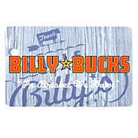 Uncle Billy's Brewery & Smokehouse Gift Card Multipack – 4/$25 Gift Cards