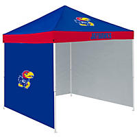 NCAA Kansas Tent with Team Side Panel