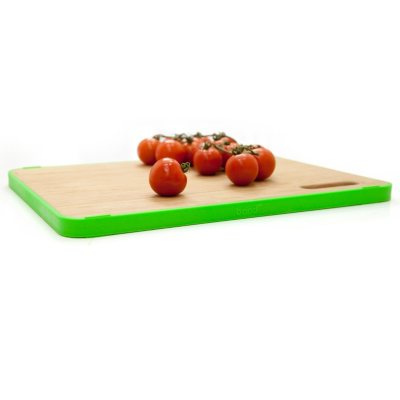 Mango Leaf Banded Bamboo Cutting Board Set (3 pcs.).  Ends: Oct 2, 2014 1:55:00 AM CDT