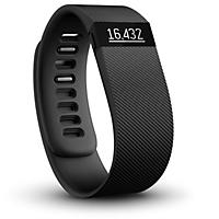Fitbit Charge Bundle Fitness Band, Black (Small)