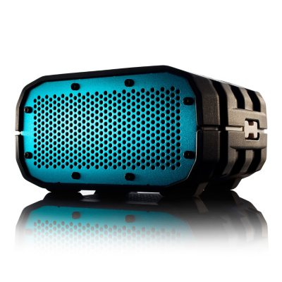 Braven Portable Speaker, Grey/Teal.  Ends: Aug 29, 2014 12:30:00 AM CDT