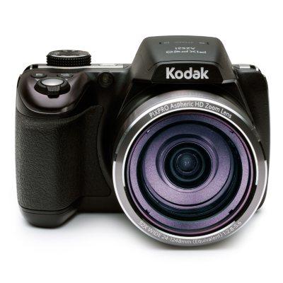 Kodak PIXPRO Astro Zoom AZ521 16MP CMOS Digital Camera with 52x Optical Zoom, Black