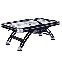 MD Sports 7' Steel Leg Air-Powered Hockey Table