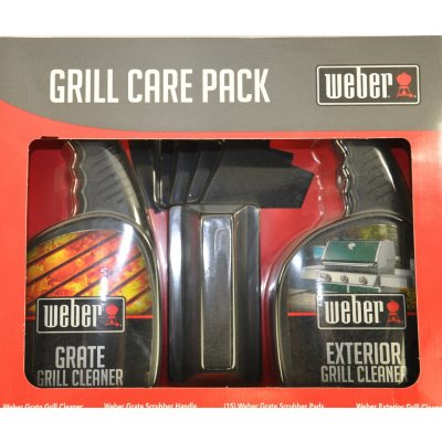 Weber Grill Care Pack.  Ends: Nov 26, 2015 7:10:00 PM CST
