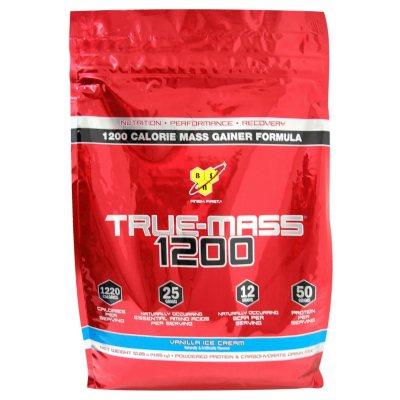 BSN True-Mass 1200 Powdered Protein Drink, Vanilla (10.25 lbs.).  Ends: Jan 29, 2015 8:40:00 PM CST