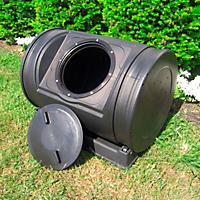 Compost Wizard 7 Cu.Ft. Compost Tumbler, Black