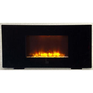 Electric Flat Panel Wall Mount Fireplace Heater Auctions