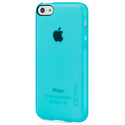 Incipio Feather Case for iPhone 5c, Turqouise.  Ends: Mar 31, 2015 1:05:00 PM CDT