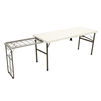 Lifetime Tailgate Table.  Ends: Oct 2, 2014 6:00:00 AM EDT