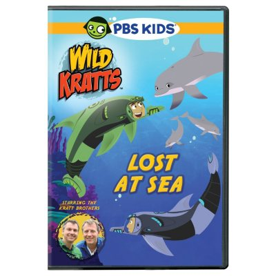 Wild Kratts: Lost at Sea.  Ends: Aug 29, 2014 12:30:00 AM CDT