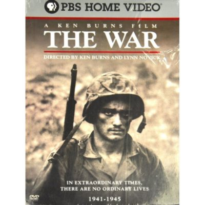 "PBS Home Video, ""The War"" A Film by Ken Burns"