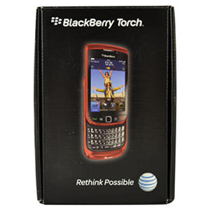 Blackberry Torch - Red