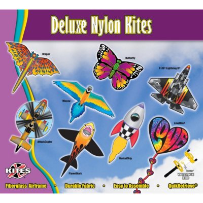 Assorted Kites.  Ends: Mar 6, 2014 11:30:00 PM CST