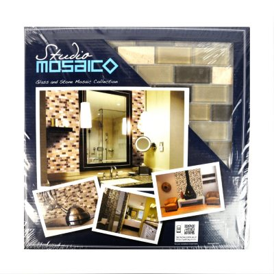 Mosaic Tiles, Europa Blend (12in. x 12in.).  Ends: Mar 9, 2014 5:45:00 PM CDT