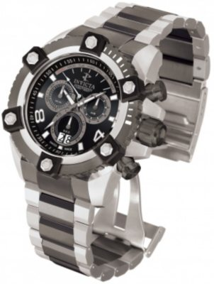 Invicta Arsenal Chronograph Watch.  Ends: May 27, 2015 10:00:00 AM CDT