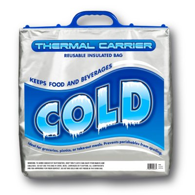 Stout Stuff Thermal Insulated Food and Beverage Bag.  Ends: Mar 29, 2015 5:00:00 AM CDT