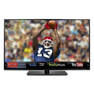 "50"" VIZIO LED 1080p 120Hz Smart TV w/ Wi-Fi.  Ends: Oct 22, 2014 5:00:00 AM CDT"