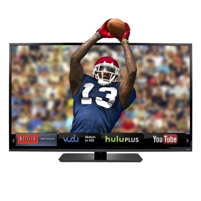 "50"" VIZIO LED 1080p 120Hz 3D Smart TV.  Ends: Aug 29, 2014 5:00:00 AM CDT"