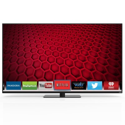 "VIZIO 70"" LED Smart TV w/ Wifi.  Ends: Jul 6, 2015 7:45:00 PM CDT"