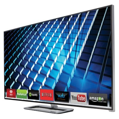"65"" VIZIO Class Full-Array LED Smart HDTV w/ Wi-Fi.  Ends: Jul 30, 2015 8:03:00 PM CDT"