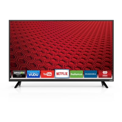 "VIZIO 43"" Class 1080p LED Smart HDTV, E43-C2.  Ends: Jul 30, 2016 10:00:00 AM CDT"
