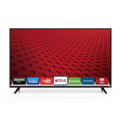 """VIZIO 55"""" Class 1080p LED Smart HDTV, E55-C2.  Ends: Jul 29, 2016 8:00:00 AM CDT"""