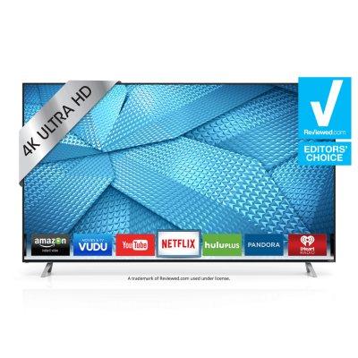 "VIZIO 75"" Class 4K Ultra HD LED Smart TV, M75-C1.  Ends: May 27, 2016 9:00:00 PM CDT"