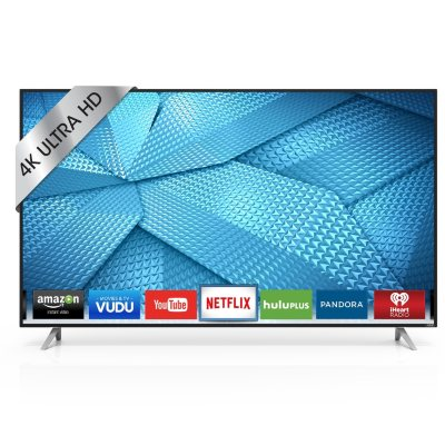 "VIZIO 65"" Class 4K Ultra HD LED Smart TV, M65-C1.  Ends: May 25, 2016 6:00:00 PM CDT"