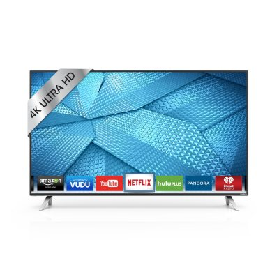"VIZIO 49"" Class 4K Ultra HD LED Smart TV, M49-C1.  Ends: Feb 13, 2016 7:00:00 AM CST"
