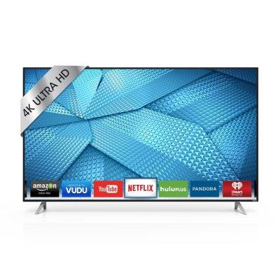 "VIZIO 60"" Class 4K Ultra HD LED Smart TV, M60-C3.  Ends: Jun 26, 2016 11:00:00 PM CDT"