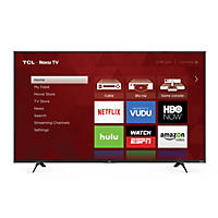 "TCL 55"" Class 4K UHD Roku Smart LED TV, 55UP120"