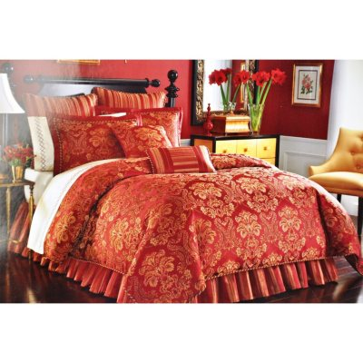 Lenox 8 pc. King Comforter Set, Lowell.  Ends: Jul 30, 2014 8:00:00 PM CDT