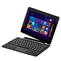 "10.1"" Nextbook Flexx 10 - Intel Quad Core 2-in-1 Detached Windows 8.1 Tablet, Black (32GB)"