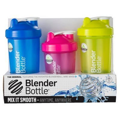 Blender Bottle Classic 3 Leak-Proof Bottles - 2 ct. 28 oz. & 1 ct. 20 oz..  Ends: May 30, 2015 2:00:00 AM CDT