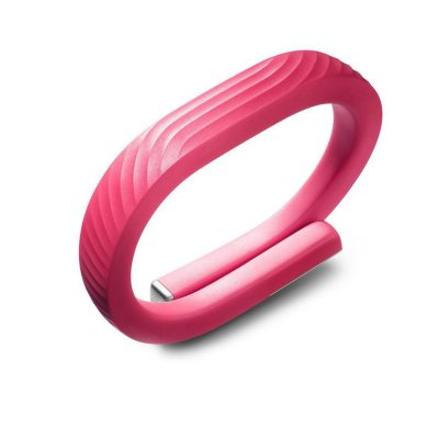 Jawbone UP24, Pink.  Ends: May 5, 2015 2:00:00 PM CDT