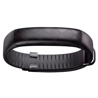 Jawbone UP2 - Black.  Ends: May 30, 2016 12:00:00 AM CDT