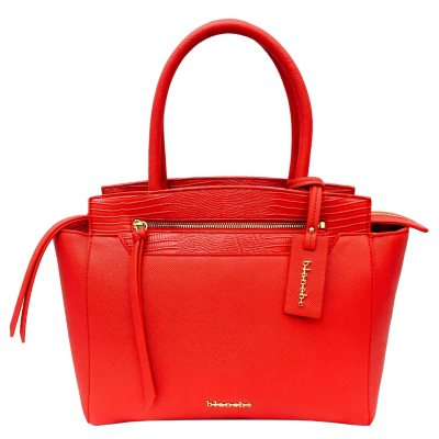 Blanche Leroy Satchel, Red.  Ends: May 5, 2016 11:35:00 PM CDT