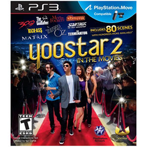 Yoostar 2: In the Movies - PS3