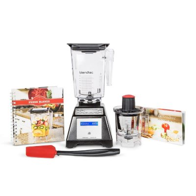 Blendtec Total Blender with WildSide Jar and Mini-Twister Jar - Black.  Ends: Aug 29, 2014 10:00:00 AM CDT