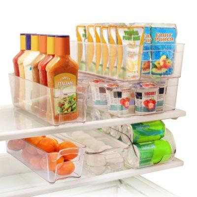Daily Chef Fridge/Freezer Bins, 6 Piece.  Ends: Dec 20, 2014 4:30:00 PM CST