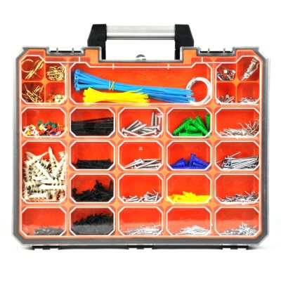 100 Piece Quick Fix Home Repair Kit.  Ends: Jul 30, 2014 10:13:00 AM CDT