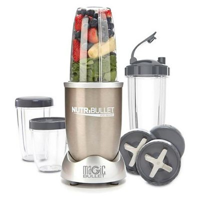 NutriBullet Pro 900 Extraction System.  Ends: Feb 8, 2016 9:09:00 PM CST