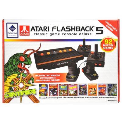 Atari Flashback 5.  Ends: Sep 2, 2015 11:05:00 PM CDT